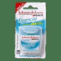 Fio-Dental-Johnson---Johnson-Reach-Essencial-Menta-100m