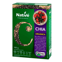 Chia-Native-Organica-180g
