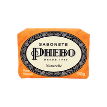 Sabonete-Phebo-Naturelle-90g
