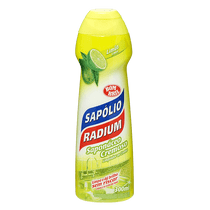 Saponaceo-Cremoso-Sapolio-Radium-Multissuperficies-Limao-300ml