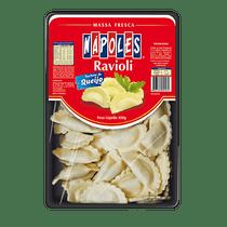 Ravioli-Napoles-Queijo-Massa-Fresca-400g