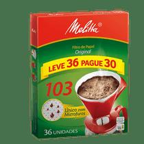 Filtro-de-Papel-Melitta-Original-103-Leve-36-e-Pague-30
