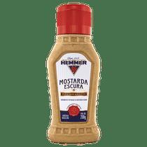 Mostarda-Hemmer-Escura-200g