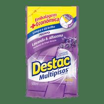 Limpa-Pisos-Destac-Multipisos-Diluivel-LavandaAlfazema-500ml--Refil-