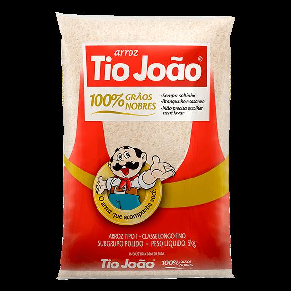Arroz tio jo o branco 5kg superprix for Como cocinar 5 kilos de arroz