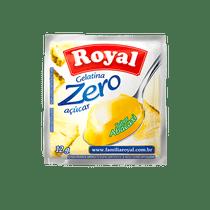 Po-para-Gelatina-Royal-Zero-Abacaxi-12g