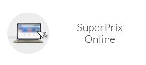 Superprix online - banner