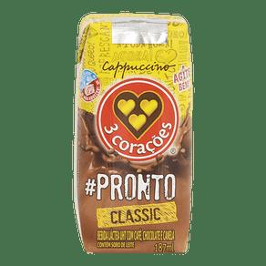 Bebida-Lactea-UHT-3-Coracoes-Cappuccino-Classic-187ml