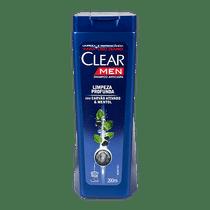 Shampoo-Anticaspa-Clear-Men-Limpeza-Profunda-Carvao-Ativado-e-Mentol-200ml