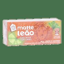 Cha-Mate-Tostado-Matte-Leao-com-Limao-Saquinhos-40g