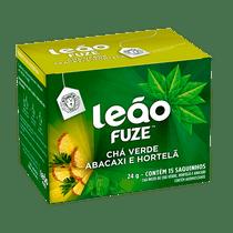 Cha-Verde-Leao-Fuze-Abacaxi-e-Hortela-24g