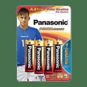 Pilha-Alcalina-Panasonic-Power-Alkaline-AA-c--6-unidades--Leve-6-e-Pague-5-