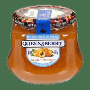 Geleia-Queensberry-Diet-Damasco-280g