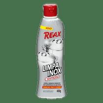 Limpa-Inox-Reax-Cremoso-400g