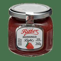 Geleia-Ritter-Premium-Light-Morango-260g