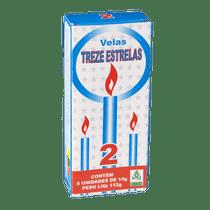 Velas-Treze-Estrelas-nº-2-112g--8x14g-