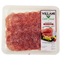 Salame-Villani-Milano-Fatiado-90g