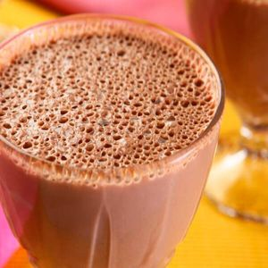 Flan-de-Chocolate