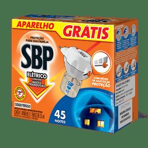 Repelente-SBP-Eletrico-45-Noites-c-Aparelho---1-Refil-35ml
