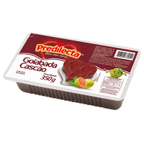 Goiabada-Predilecta-Cascao-350g