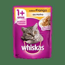 Racao-Whiskas-Pedacos-de-Carne-ao-Molho-Frango-85g