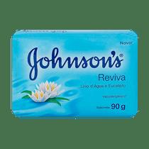 Sabonete-Johnson-s-Reviva-Lirio-d-Agua-e-Eucalipto-90g