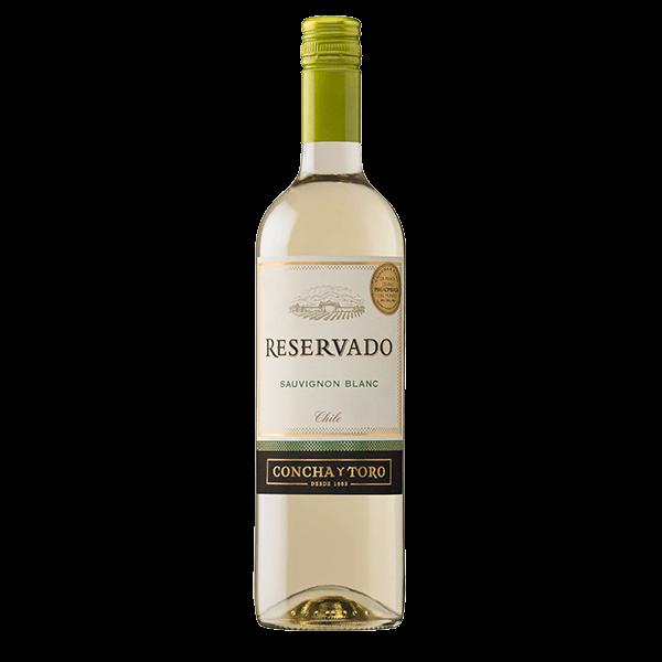 c84a89af7 Vinho Chileno Concha y Toro Reservado Sauvignon Blanc 750ml