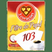 Filtro-de-Papel-3-Coracoes-103-c-30-unidades
