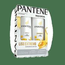Kit-Shampoo---Condicionador-Pantene-Pro-v-Liso-Extremo-200ml