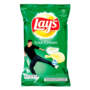 Batata-Frita-Lay-s-Sour-Cream-96g