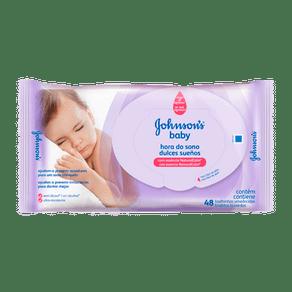 Lencos-Umedecidos-Johnson-s-Baby-Hora-do-Sono-c-48-unidades