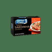 File-de-Sardinha-Gomes-da-Costa-Gourmet-Oleo-e-Pimenta-125g