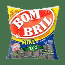 Esponja-de-La-de-Aco-Bombril-Mini-Rolinhos-c-12-unidades