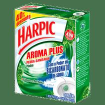 Pedra-Sanitaria-Harpic-Aroma-Plus-Pinho-c-1-unidade--40--de-desconto-