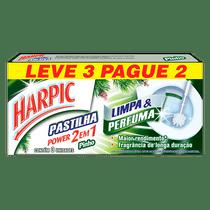 Detergente-Sanitario-Harpic-Pastilha-Adesiva-Pinho--Leve-3-e-Pague-2-