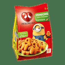Mini-Chicken-Perdigao-Minions-Cenoura-300g
