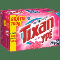 Lava-Roupas-em-Po-Tixan-Ype-Maciez-Leve-2kg-e-Pague-19kg
