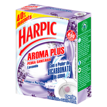 Pedra-Sanitaria-Harpic-Aroma-Plus-Lavanda-c-1-unidade--40--de-desconto-