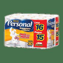 Papel-Higienico-Folha-Simples-Personal-Original-Neutro-Leve-16-e-Pague-15-rolos--30m-x-10cm-