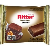 Barra-de-Cereais-Ritter-Brownie-75g