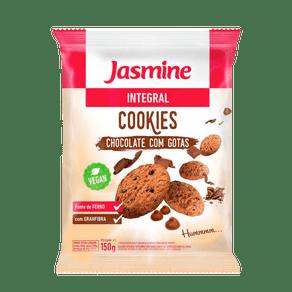 Cookies-Jasmine-Integral-Chocolate-com-Gotas-150g