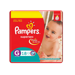 Fralda-Descartavel-Pampers-Supersec-G-c-18-unidades
