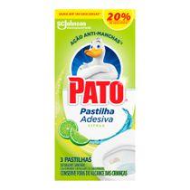 Sanitario-Pato-Pastilha-Adesiva-Citrus-com-3-unidades-c--20--de-desconto