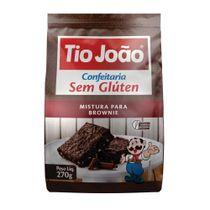 Mistura-Para-Brownie-Tio-Joao-270g