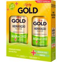 Kit-Shampoo---Condicionador-Niely-Gold-Hidratacao-Agua-de-Coco-275ml---175ml