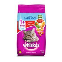 Racao-Whiskas-Dry-Carne-Gatos-Castrados-1kg