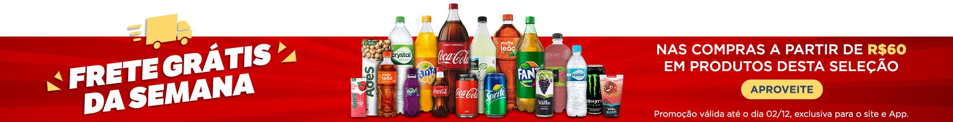 Regua Principal (Frete Coca-Cola)