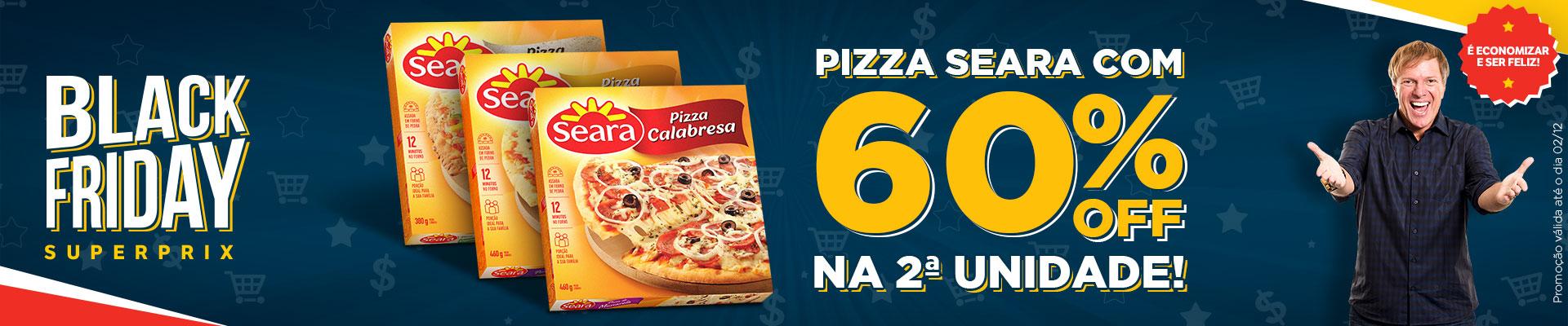 Downy / Pizza Seara