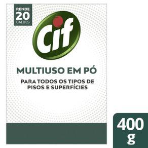 Limpador Cif Multiuso Em Pó 400g