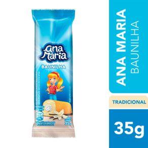 Bolinho Ana Maria Baunilha 35G